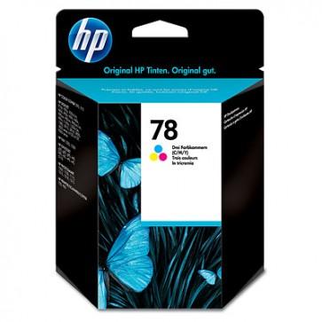 Cartucho de tinta original HP 78 Tri-color