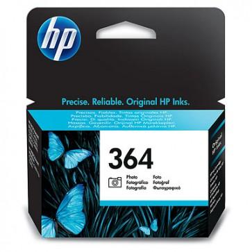Cartucho de tinta original HP 364 fotográfica
