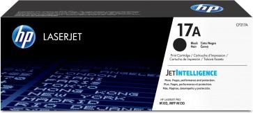 HP Cartucho de tóner Original LaserJet 17A negro CF217A