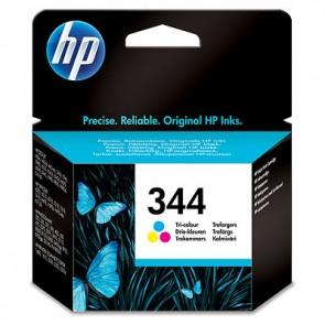 Cartucho de tinta original HP 344 Tri-color