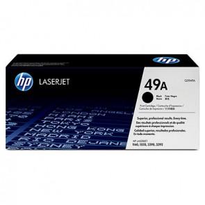 Cartucho de tóner original LaserJet HP 49X de alta capacidad negro