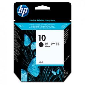Cartucho de tinta original HP 10 negro