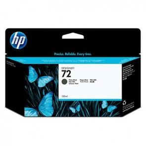 Cartucho de tinta DesignJet HP 72 negro mate de 130 ml
