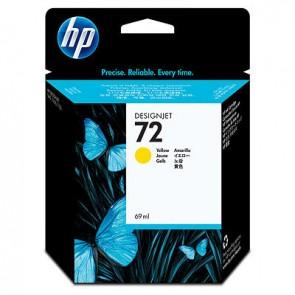 Cartucho de tinta DesignJet HP 72 amarillo de 69 ml