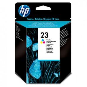 Cartucho de tinta original HP 23 Tri-color