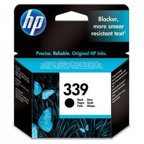 Cartucho de tinta original HP 339 negro