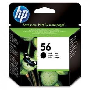 Cartucho de tinta original HP 56 negro