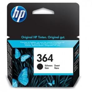 Cartucho de tinta original HP 364 negro