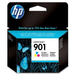 Cartucho de tinta original HP 901 Tri-color