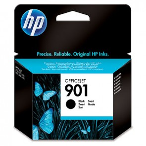 Cartucho de tinta original HP 901 negro