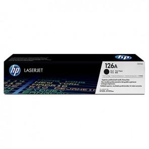 Cartucho de tóner original LaserJet HP 126A negro