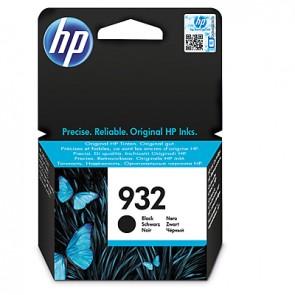 Cartucho de tinta original HP 932 negro