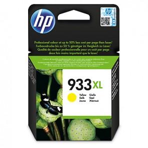 Cartucho de tinta original HP 933XL de alta capacidad amarillo