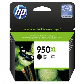 Cartucho de tinta original HP 950XL de alta capacidad negro