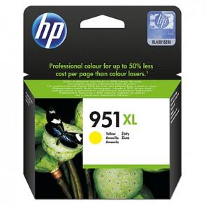 Cartucho de tinta original HP 951XL de alta capacidad amarillo