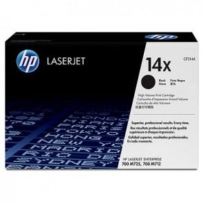 Cartucho de tóner original LaserJet HP 14X de alta capacidad negro