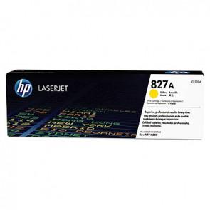 Cartucho de tóner original LaserJet HP 827A amarillo