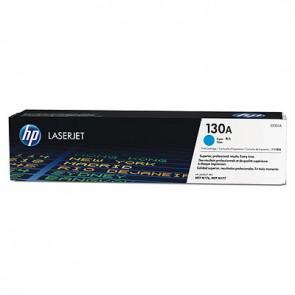 Cartucho de tóner original LaserJet HP 130A cian