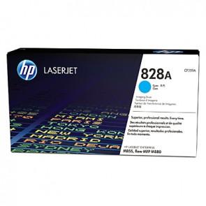 Tambor de imágenes LaserJet HP 828A cian