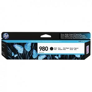 Cartucho de tinta original HP 980 negro