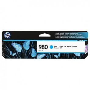Cartucho de tinta original HP 980 cian