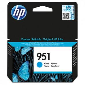 Cartucho de tinta original HP 951 cian