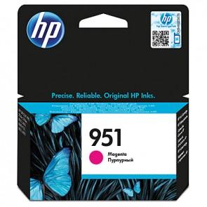 Cartucho de tinta original HP 951 magenta