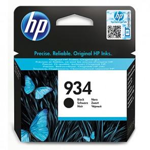 Cartucho de tinta original HP 934 negro