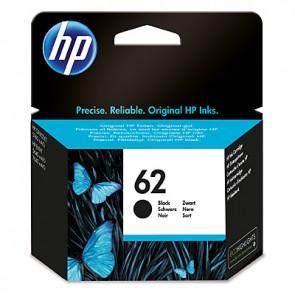 Cartucho de tinta original HP 62 negro