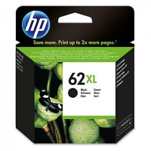 Cartucho de tinta original HP 62XL de alta capacidad negro