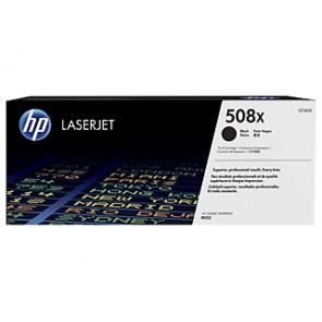 Cartucho de tóner original LaserJet HP 508X negro de alta capacidad