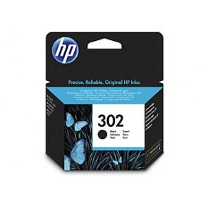 Cartucho de tinta original HP 302 negro