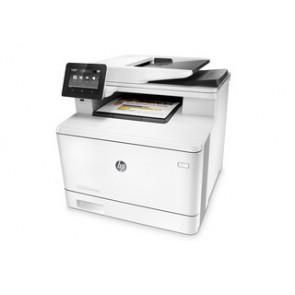 Impresora multifuncional HP Color LaserJet Pro M477fnw