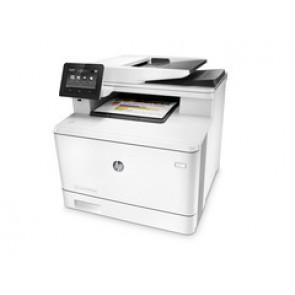 Impresora multifuncional HP Color LaserJet Pro M477fdw