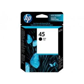 HP 45A 40ml Negro cartucho de tinta B3F38A