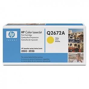 Cartucho de tóner original LaserJet HP 309A amarillo