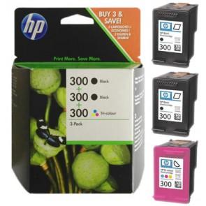 HP SD518AE Negro, Cian, Amarillo cartucho de tinta