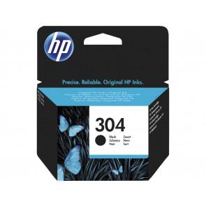 HP Cartucho de tinta Original 304 negro N9K06AE