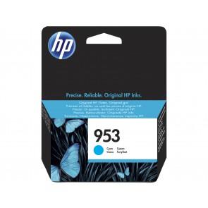 HP Cartucho de tinta Original 953 cian F6U12AE