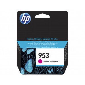 HP Cartucho de tinta Original 953 magenta F6U13AE