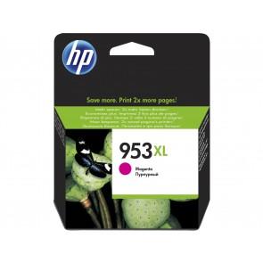 HP Cartucho de tinta Original 953XL de alto rendimiento magenta F6U17AE