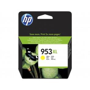 HP Cartucho de tinta Original 953XL de alto rendimiento amarillo F6U18AE