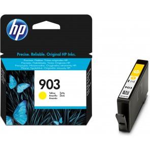 HP Cartucho de tinta Original 903 amarillo T6L95AE