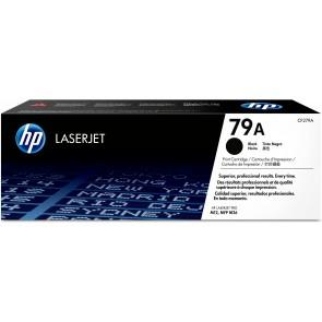 HP Cartucho de tóner Original LaserJet 79A negro CF279A