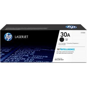 HP Cartucho de tóner Original LaserJet 30A negro CF230A