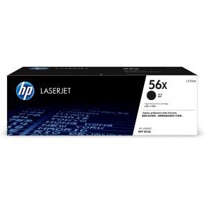 HP Cartucho de tóner original LaserJet 56X de alto rendimiento negro CF256X