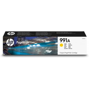 HP Cartucho Original PageWide 991A amarillo M0J82AE