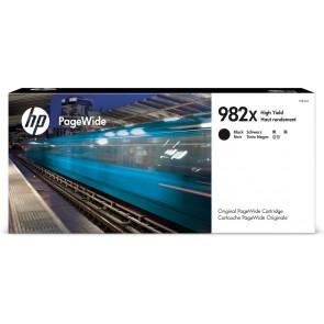 HP Cartucho PageWide 982X Original de alta capacidad negro T0B30A
