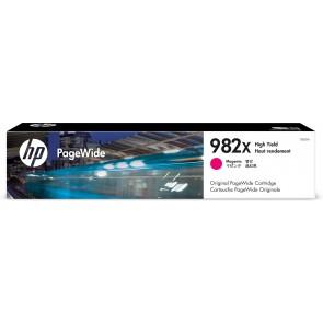 HP Cartucho PageWide 982X Original de alta capacidad magenta T0B28A
