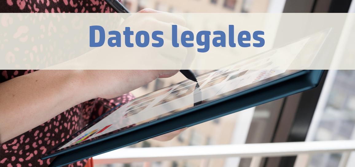 datos legales